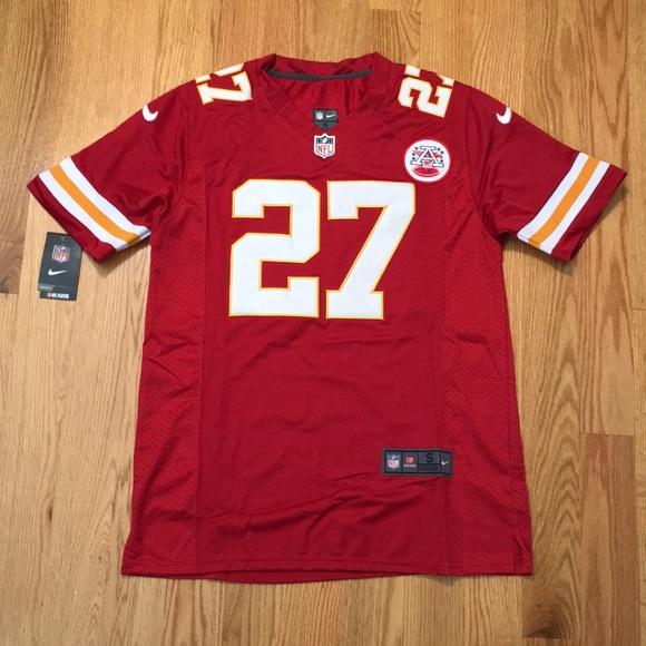 hot sale online 59d87 1c31a Kansas City Chiefs #27 Hunt jersey